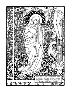 47 Best Catholic Coloring Pages images in 2019 | Catholic ...