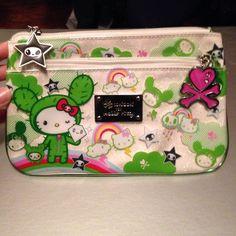 Tokidoki For Hello Kitty Pouch
