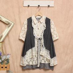 Cheap Blouses & Shirts, Buy Directly from China Suppliers:size free length 70cm bust 102cm