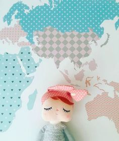 lalkametoo goes well with our wallsticker map 2. :)