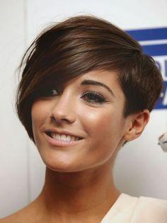 ... Asymmetrical Short Hair Style
