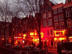 Red Light District You will know it!, Amsterdam, The Netherlands