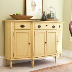 Somerset Bay Beaufort Sideboard from Cottage & Bungalow. Custom made furniture with a price match guarantee. Custom Made Furniture, Furniture Making, Painted Furniture, Painted Sideboard, Furniture Refinishing, Fine Furniture, Furniture Ideas, Somerset Bay, Cottage Furniture