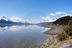 Turnagain Arm and the Seward highway.  You just can't beat the scenery!