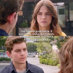 """#TheFosters 4x05 """"Forty"""" - Callie and Aaron"""