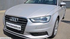 Firma, vand Audi  A3   (Second hand); Diesel; Euro 5 -   inmatriculata pe Romania - iunie 2014 - Bucuresti, Pret 21900 EUR