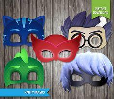 80% OFF SALE Masks Printable Diy Mask Favor - Custom DIY