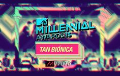 Tan Bionica performed for the first time at the MTV Milenial Awards 2015 with Bryan Amatheous (singer from the rock band Moderatto).