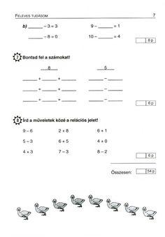 MATEMATIKA FELADATLAPOK 1. OSZTÁLY - tanitoikincseim.lapunk.hu Math Equations, Album, Amanda, Archive, Sugar, Google, Life, Tips, Card Book