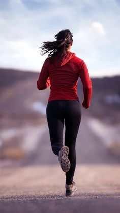 Never stop running faster!