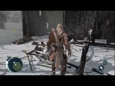 Connar's Wolf Powers In Action Asassins Creed 3
