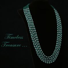Green Necklace, Simple Necklace, Gemstone Necklace, Necklace Set, Gold Jewellery Design, Diamond Jewellery, Gold Jewelry Simple, Fashion Jewelry, Women's Fashion