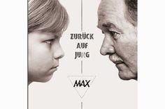 Max Zurück auf Jung