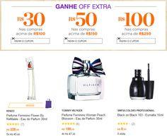 Quer comprar cosméticos e perfumes com desconto de até R$100 neste final de semana? Com o Descontos Top e a Beleza na Web você pode fazer isso! Pegue o cupom aqui: http://descontostop.com/cupons/shop/cupom-de-desconto-beleza-na-web/  -R$30 OFF nas compras acima de R$100; -R$50 OFF nas compras acima de R$150; -R$100 OFF nas compras acima de R$200.  #descontostop #belezanaweb #cupom #descontos #cupomdedesconto #perfume #cosméticos #make #makeup #tommyhilfiger #tommy #kenzo