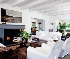 Bridgehampton, New York, Living Room