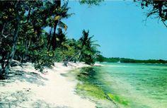 playa morrocoy.. venezuela