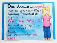 Primary School, Homeschool, German, Words, Fun, Instagram, German Language, Teaching Kids, Teaching Math