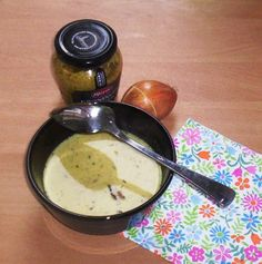 Appetite: Very simple: make yourself Mustard Soup! Soup Recipes, Mustard, Food And Drink, Pudding, Make It Yourself, Dinner, Healthy, Desserts, Foodies