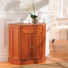 Our sleek and stylish storage cabinet comes in 4 beautiful finishes and can be used for bedroom storage, entryway storage, kitchen storage, and more. Its generous surface even lets you use it as a buffet server.
