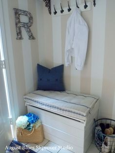 August Blues - Finished Cushion3