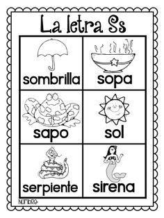 Silabario En Espanol Para … images, similar and related articles aggregated throughout the Internet. Preschool Spanish, Spanish Teaching Resources, Preschool Lessons, Spanish Lessons, Teaching Tools, Spanish Class, Letter Worksheets, School Worksheets, Speech Language Therapy
