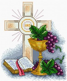 First Communion souvernir (communion, religious, Eucharist)