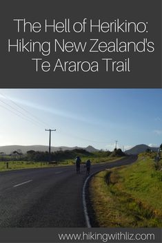 Sometimes, hiking can be tough as hell. Herikino forest, based in the North of New Zealand, is part of the Te Araroa, a 3000km long distance trail, and not walk in the park...