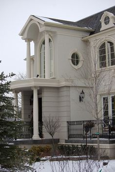 Everest - Quality Exterior Stucco Mouldings