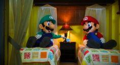 mario and luigi dream team | ... To Advertise Mario & Luigi: Dream Team In The Best Way Possible