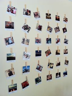 Love my wall full of memories & beautiful photos =) Thank u instagram ;)