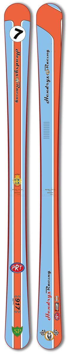 Hendryx Skis 917