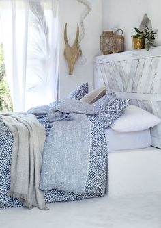 http://jensen-beds.com/ like this blue bedroom.