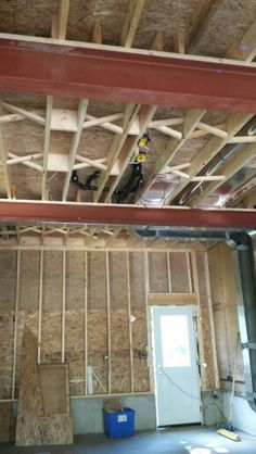Pin By Forever Foam Insulation On Garage Ceiling Spray Foam