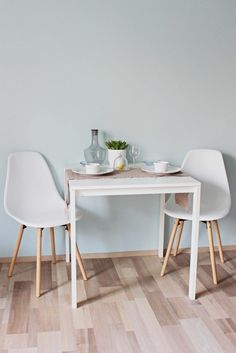 Nusret Hotels – Just another WordPress site Kitchen Table Small Space, Small Dining, Dining Nook, Dining Room Table, Ikea Table, Ikea Extendable Table, White Dining Room Sets, Little House Living, Kitchen Table Makeover