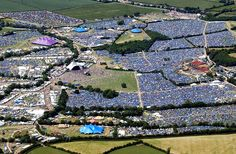 Bucket list: Glastonbury festival