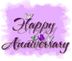 Free Printable Happy Anniversary Greeting Card. See More. Happy Anniversary  Gifs   Google Search
