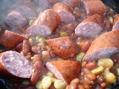 Everyday Dutch Oven: Cowboy Beans