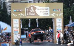 Dakar 2014 / R. Gordon / Hummer
