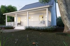Plan 497-13 - Houseplans.com