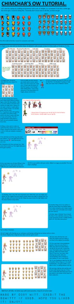 Trainer Tutorial by chimcharsfireworkd.deviantart.com on @deviantART