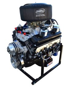 427 Small Block Chevy Inglese EFI Pump Gas Engine | Engine | Chevy