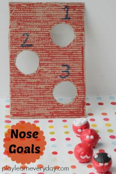 Ten fun and easy to set up games for kids to play to help raise money on Red Nose Day for Comic Relief. Group Games For Kids, Kids Party Games, Red Nose Day 2017, Writing Games, Red Day, Vintage Board Games, Pokemon Birthday, How To Raise Money, Play