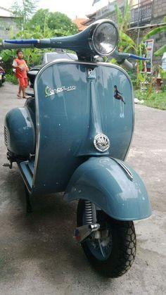 Lapak Vespa Jadoel Super Klasik Deh - DENPASAR - LAPAK MOTOR BEKAS   MOTKAS
