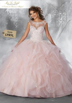 The Mori Lee Collection offers elegant and colorful quinceanera dresses and vestidos de quinceanera. These 15 dresses are perfect for your quince party! Quince Dresses, 15 Dresses, Fashion Dresses, Wedding Dresses, Mori Lee Quinceanera Dresses, Mori Lee Dresses, Quinceanera Party, Blush Quinceanera Dress, Romeo Und Julia