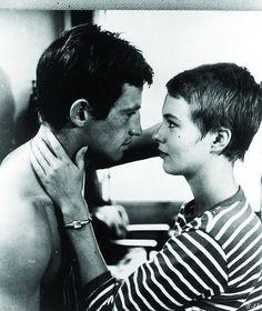 "Jean-Luc Goddard's ""Breathless"""