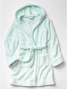 Fleece sleep robe   Gap