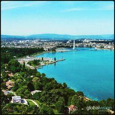 Five months left until summer again in Geneva, Sky, River, Summer, Outdoor, Heaven, Outdoors, Summer Time, Heavens