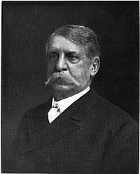 John Taylor (1836 - 1909) Businessman and New Jersey State Senator. Founder of Taylor Provision Company and created Taylor Ham aka New Jersey's famous Pork Roll. Born in Hamilton Square, New Jersey. #TaylorHam #PorkRoll #NewJersey