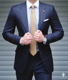 The Blue Suit Collection Mens Fashion Suits, Mens Suits, Men's Fashion, Blue Suit Men, Men's Blue Suits, Men Dress Up, Formal Men Outfit, Mode Costume, Designer Suits For Men