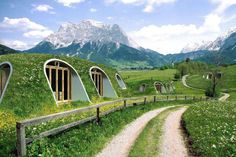 Magic Green Homes: A Hobbit House You Can Build in Three Days: You Can Easily Build This Hobbit-Styled Tiny House